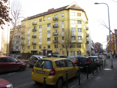 Eladó: egy II. kerületi Medve utcai  lakás